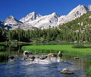Lake California v.1.6: Бесплатный хранитель экрана ( Озеро ) - Free screensaver