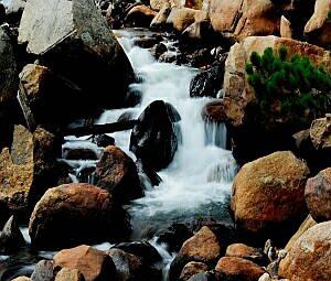 River and stones v.1.3: Бесплатный хранитель экрана ( Река и камни ) - Free screensaver