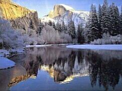 Winter Lake: Бесплатный хранитель экрана ( Зимнее озеро ) - Free screensaver